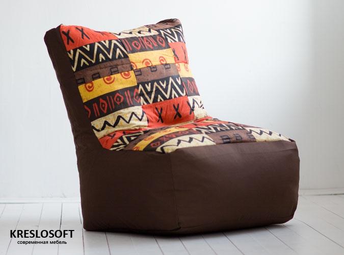 Чилаут Африка и коричневый