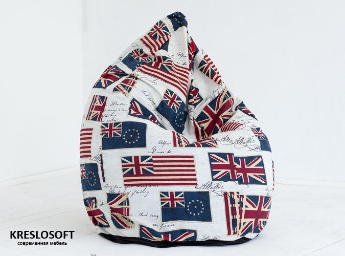 Кресло-мешок Груша Британия