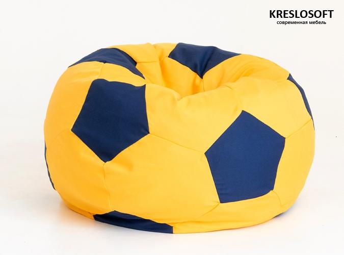 Футбольный мяч Футбольный мяч Желтый с синим