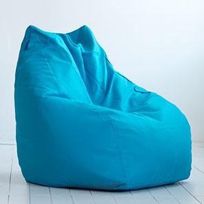 Кресло-мешок Кошка Аквамарин