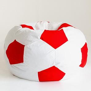 Футбольный мяч Футбольный мяч Белый с красным
