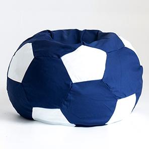 Футбольный мяч Футбольный мяч Синий с белым