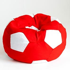 Футбольный мяч Футбольный мяч Красный с белым