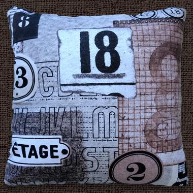 Декоративные подушки Фэктори