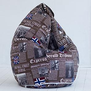 Кресло-мешок Груша Дэйли