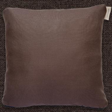 Декоративные подушки Темно-коричневый (жаккард)
