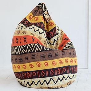Кресло-мешок Груша Африка