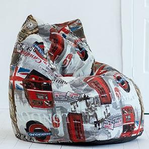 Кресло-мешок Кошка Автобус