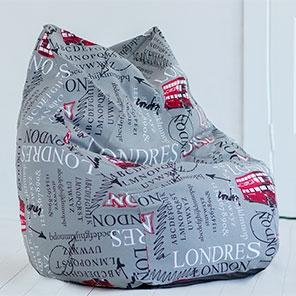 Кресло-мешок Кошка Лондон Бус
