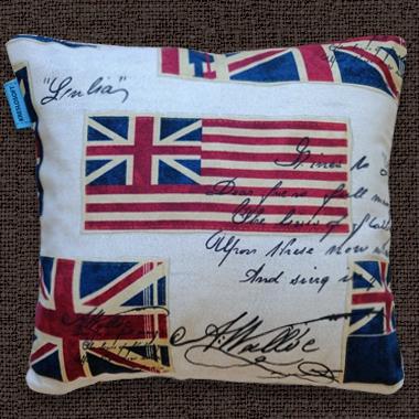 Декоративные подушки Британия