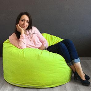 КреслоСофт Кресло Софт Зеленый
