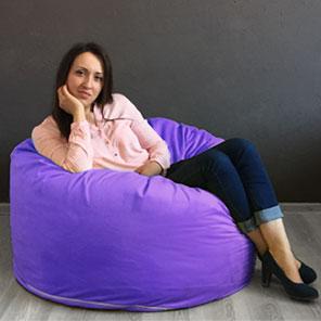 КреслоСофт Фиолетовый