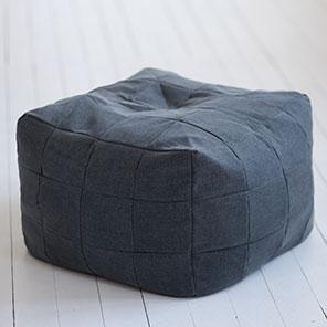 KUBO Темно-серый шенилл